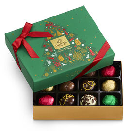 Holiday Truffle Gift Box, 12 pc.