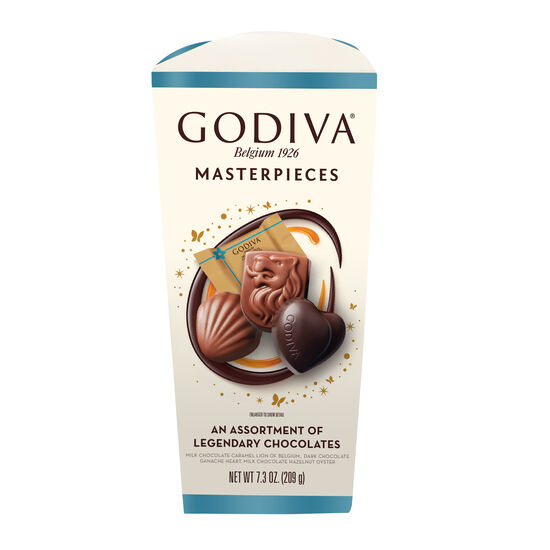 Spring Assorted Godiva Masterpieces Chocolate Box image number null