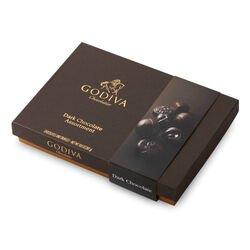Dark Chocolate Assortment Gift Box, 27 pc.