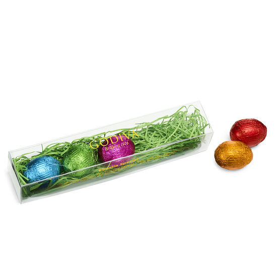 Eggstra Assorted Chocolates Gift Box, Set of 3, 5 pc. each image number null