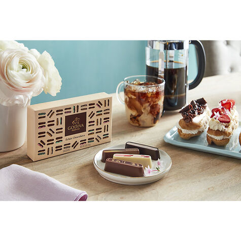 Chocolate Eclair Gift Box, 5 pc.