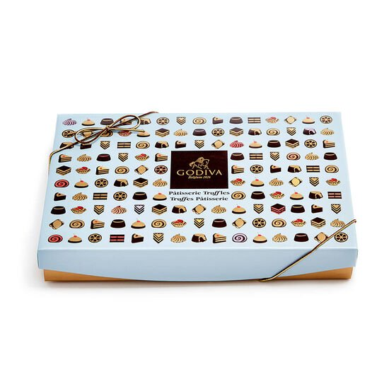 Patisserie Dessert Truffles Gift Box, 24 pc. image number null
