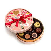 Valentine's Day Chocolate Cups Gift Box, 9 pc.