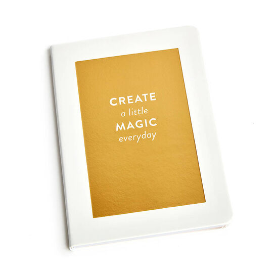 Create a Little Magic Journal with Milk Chocolate Assortment Gift Box, 22 pc. image number null