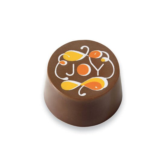 18 pc. Messages Tout Chocolat Collection image number null