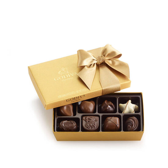 $25 Gift Card & Signature Chocolate Gift Basket image number null