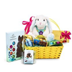 Enchanted Easter Chocolate Gift Basket