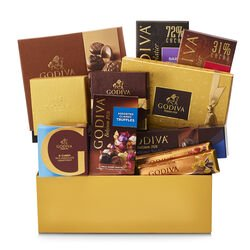 Godiva Chocolate Tasting Gift Box