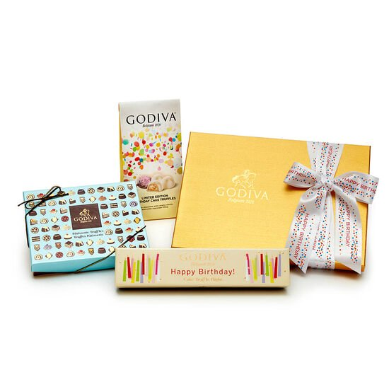 Birthday Blowout Chocolate Gift Set image number null