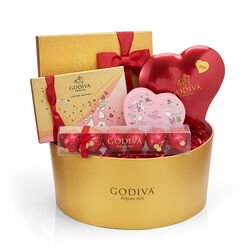 Hearts Delight Chocolate Gift Box