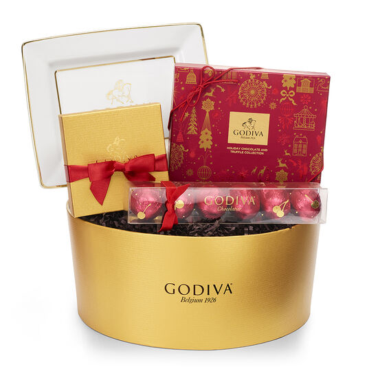 Seasonal Delight Chocolate Gift Box image number null