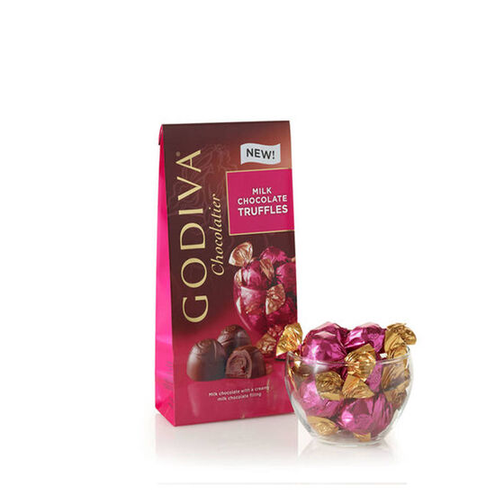 Gold Trim Bowls & Milk Chocolate Lovers Gift Set image number null