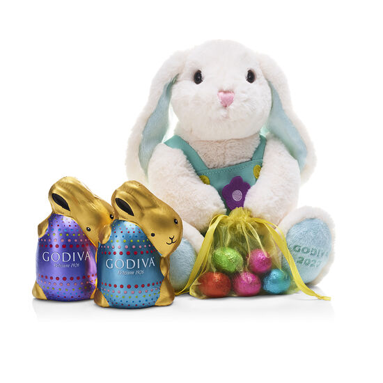 Bunny Buddies Chocolate Gift Set image number null