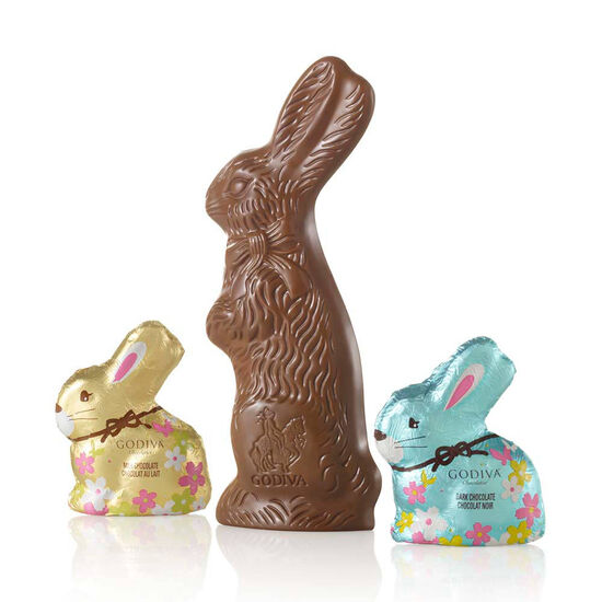 Chocolate Bunny Lovers Gift Set image number null