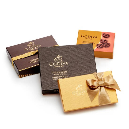 Signature Chocolate Gift Box image number null