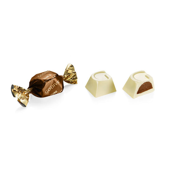 White Chocolate Coffee G Cube Truffle image number null