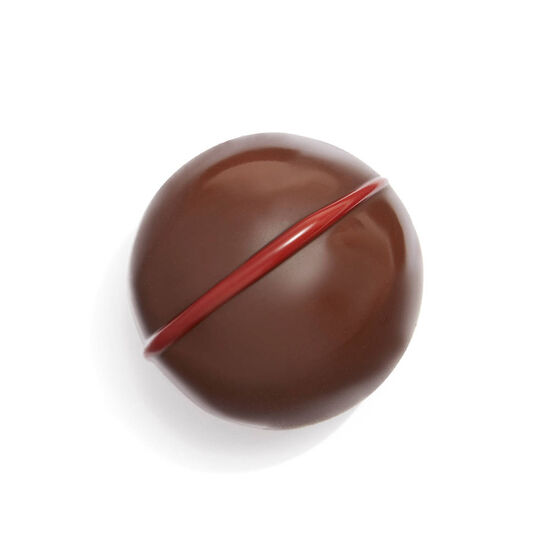 Double Chocolate Raspberry Truffle image number null