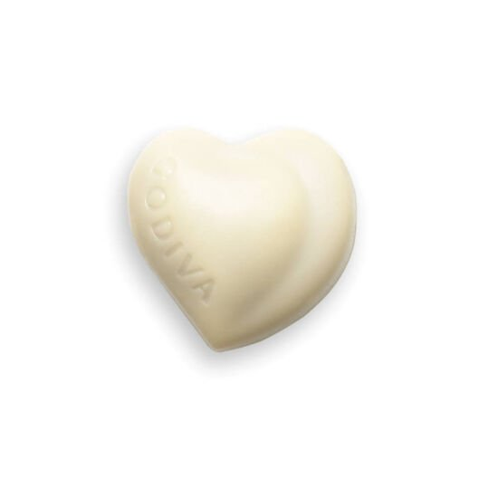 White Praliné Heart image number null